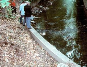 Doan Creek Crime Scene Cleveland, Ohio