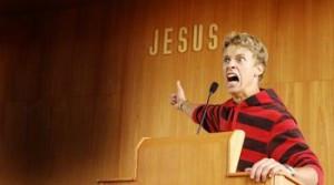 crazy jesus