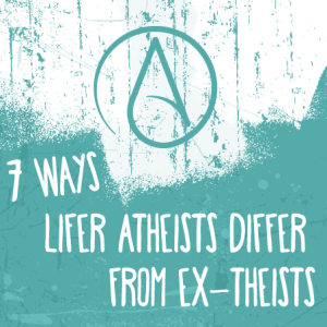 differences atheists