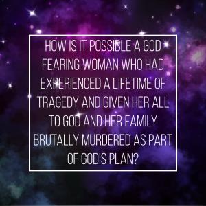 Murdered God's Plan