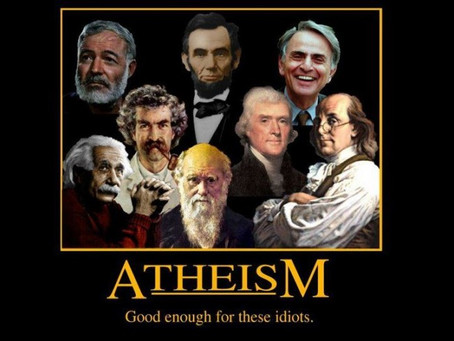 Your Stories of Atheism Part 1