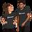 Thumbnail: Lasagna Short-Sleeve Unisex T-Shirt