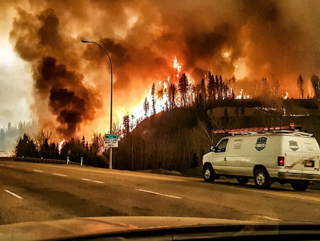 On Using Devastating Crises Like The Fort Mac Fire To Push Your Agenda