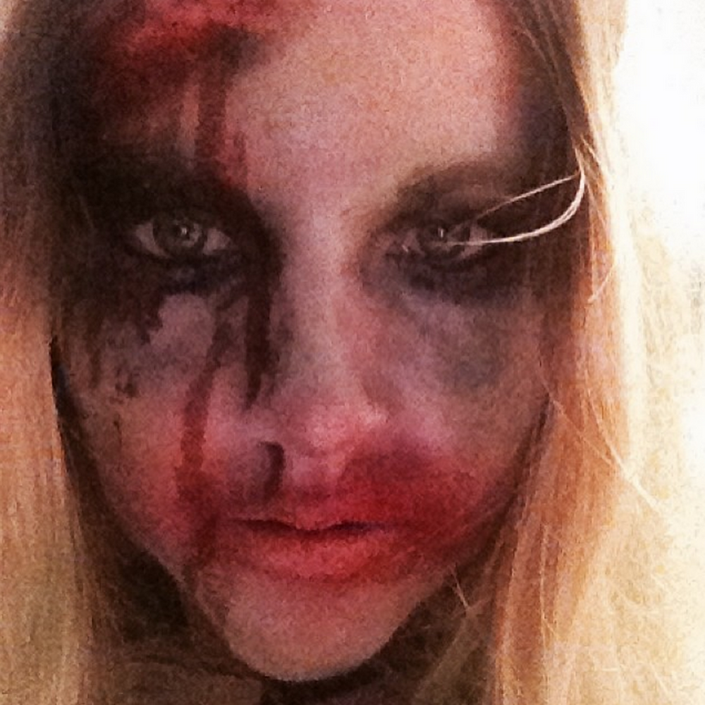 Zombie Godless Mom