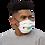 Thumbnail: LGBTQ Atheist Premium face mask