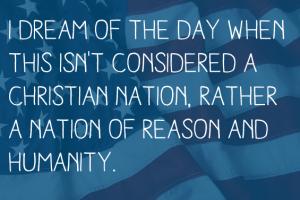 USA christian nation
