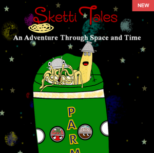 Sketti Tales