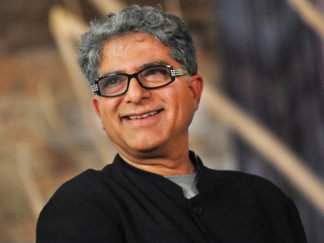 Deepak Chopra Discovers The Cure For Stress… Except Not At All