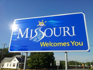 Missouri: The Garden of Eden
