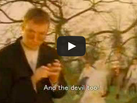 Gotta Love This Classic Music Video About God