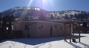 New home in Okanagan