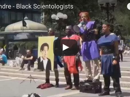Video: L. Ron Hubbard Was Black?