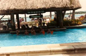Regent of Fiji poolbar