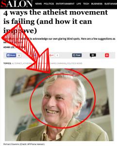 Salon Richard Dawkins