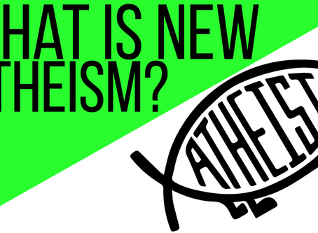 "Video: What is ""New Atheism""?"