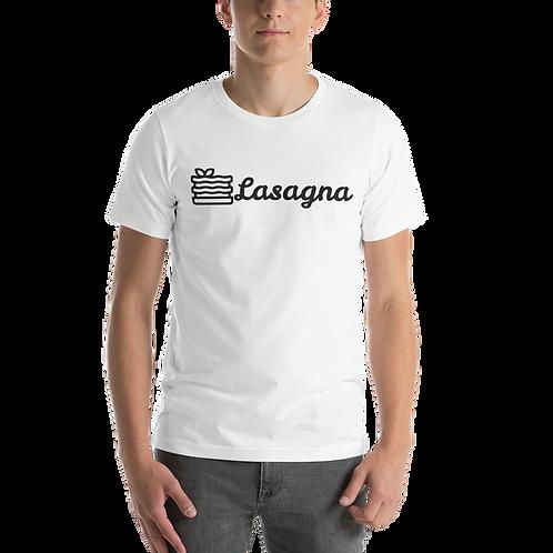 Lasagna Short-Sleeve Unisex T-Shirt