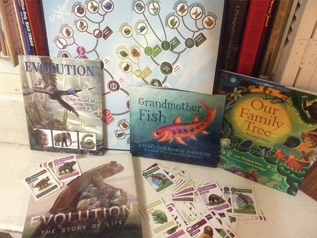 Guest Post: Evolution Resources for Kids