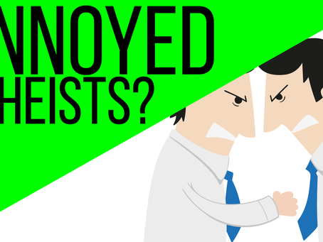 Ask Mommy: Are Atheists Annoyed By Religious People?
