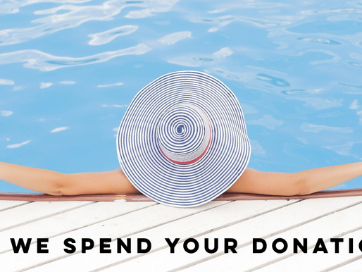 You Might Be Shocked To Find Out How We Spend Your Donations