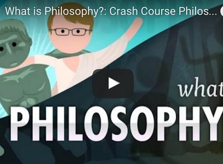 Every Atheist Parent Needs: Crash Course Philosophy