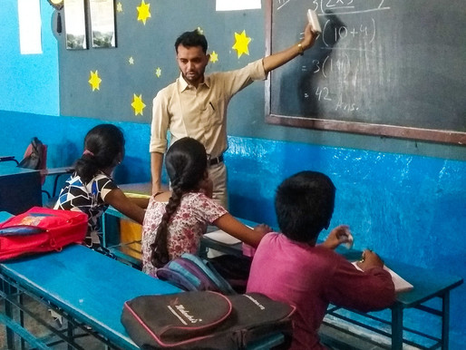 Here's Your Opportunity To Send The Kids of The Slum Communities in India To School
