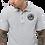 Thumbnail: Gokanagan Black Logo Embroidered Polo Shirt