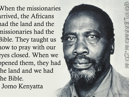 Your Stories of Atheism: Out of Africa