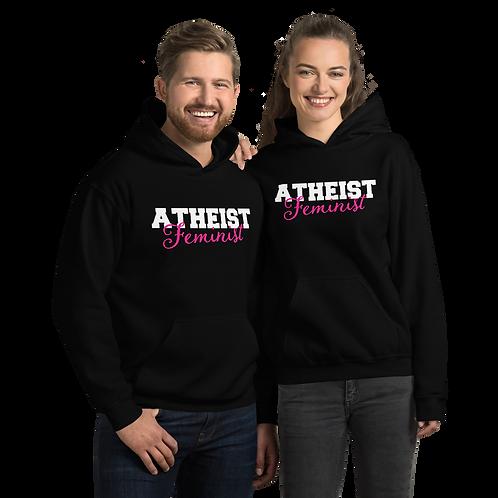 Atheist Feminist Unisex Hoodie