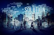 Solution Solve Problem Strategy Vision D