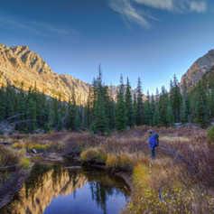 South Black Creek Backpacking Trip High