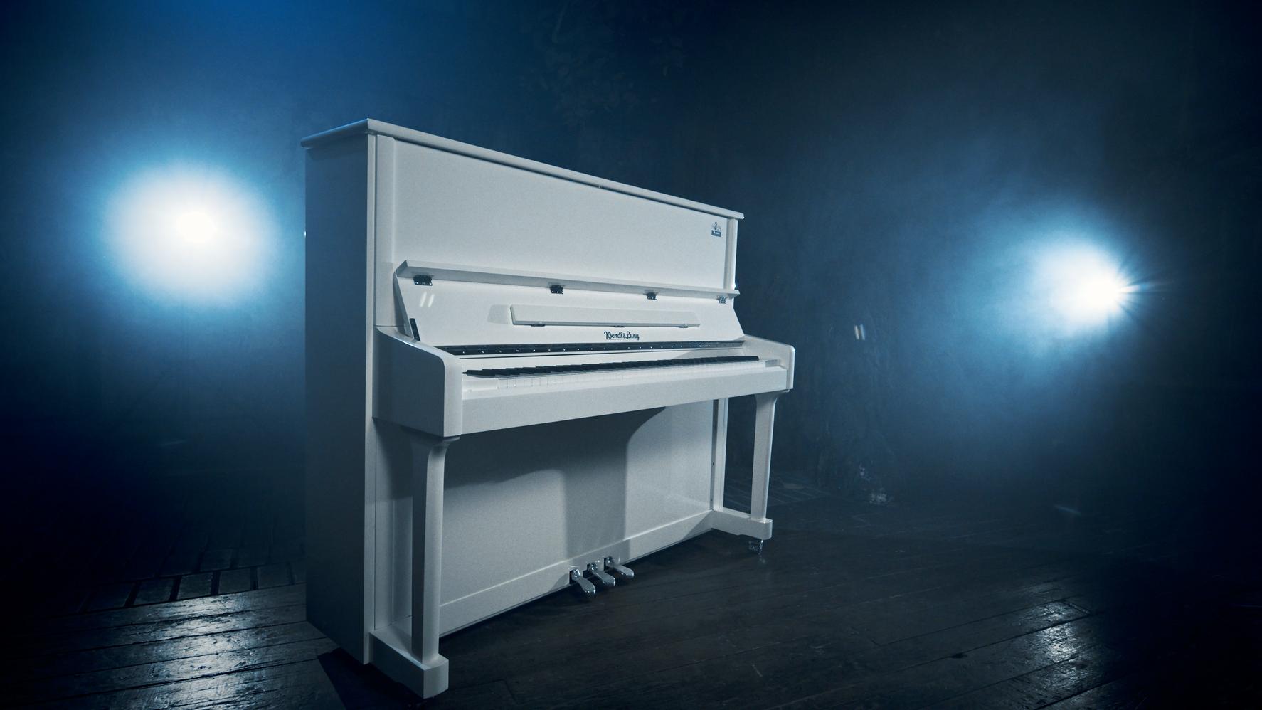 Презентационный ролик нового фортепьяно для компании LUTNER