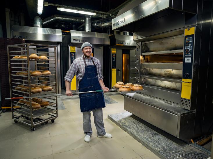 Фото пекарня