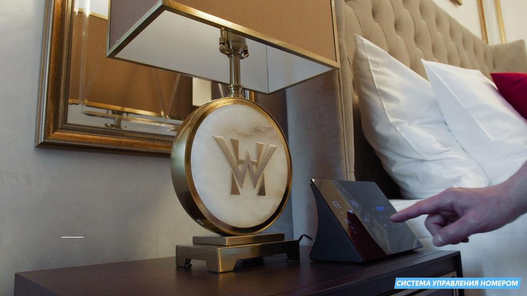 Промо ролик для компании M.I.Systems Пятизвездочная гостиница Wawelberg Hotel