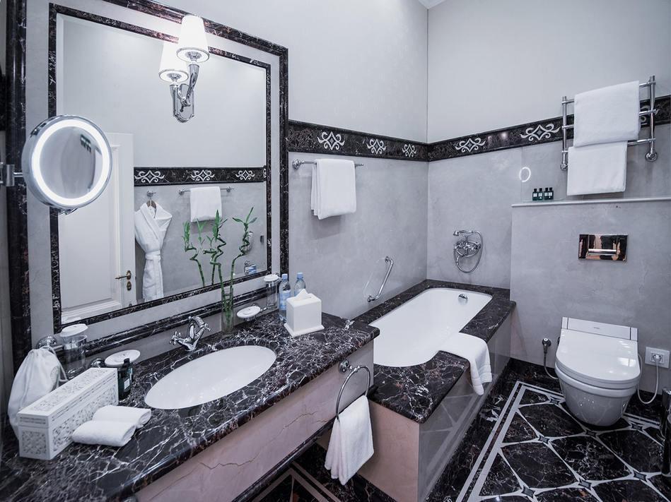 Интерьерная фотосъемка Гостиница Эрмитаж