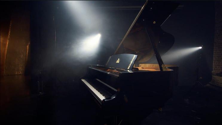 Back stage. Съемка для компании поставщика музыкальных инструментов LUTNER