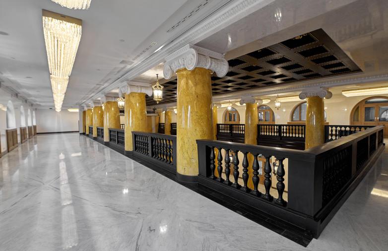 Банкетный зал Wawelberg Hall