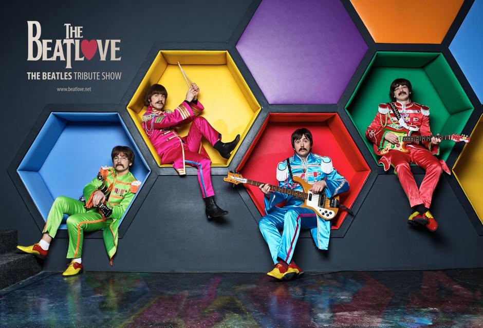 Постер фотосъемка Beatlove