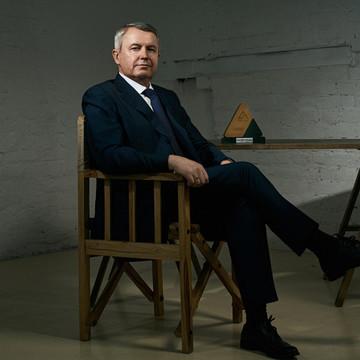 Мужской бизнес портрет