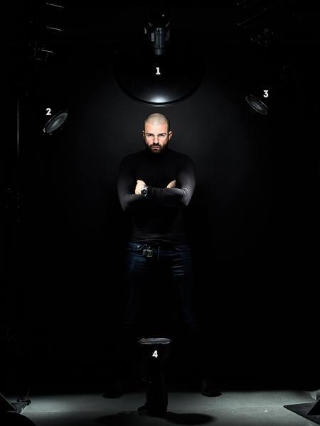 мужской бизнес портрет. Александр Есаулов