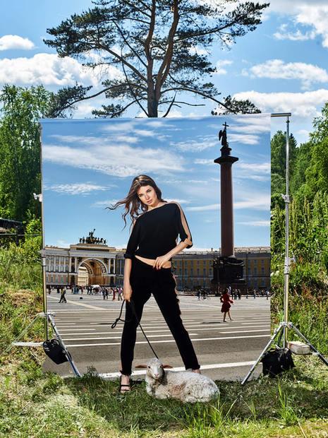 Российский дизайнер rachellfabri