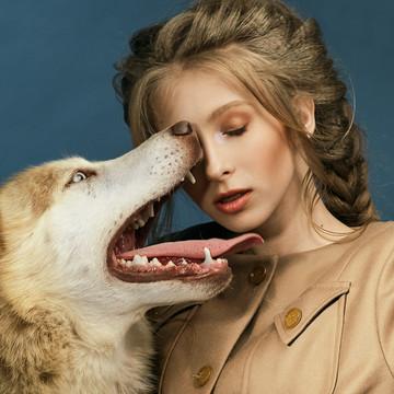 рекламная фотосъемка. женский портрет