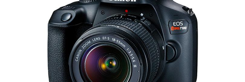 EOS Rebel T100 EF-S 18-55mm f/3.5-5.6 III
