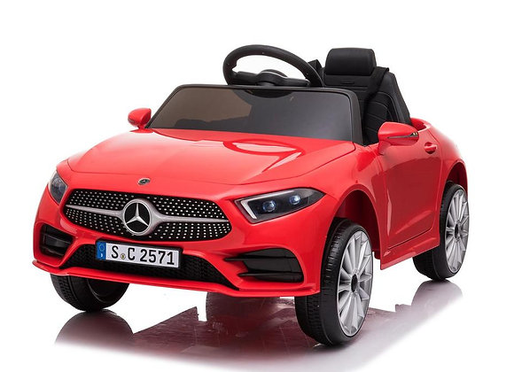 12V Red Mercedes GLA45 Electric Ride On Car For Kids