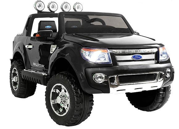 Black Ford Truck Electric Ride On For Kids