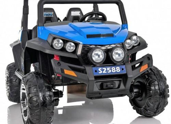 Blue Dune Buggy Electric Ride On For Kids