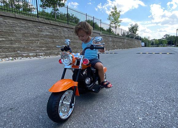 Chopper Style Electric Ride On Bike