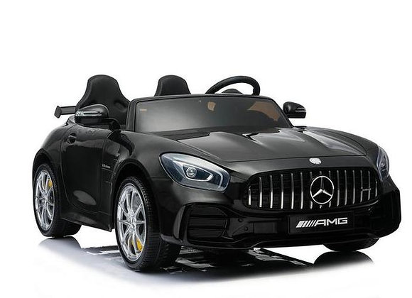 Licensed Black Mercedes AMG GTR 2 Seater Kids Ride On Car