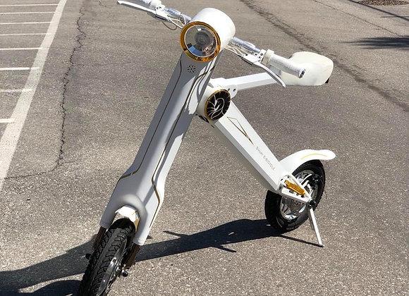 White Pegasus Electric Bike