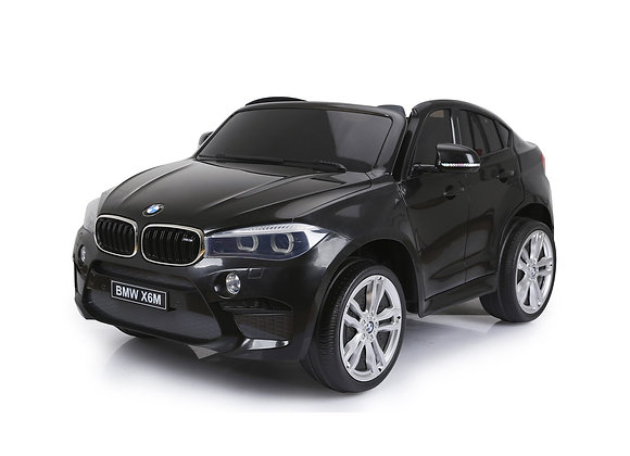 Licensed BMW X6 2 Seater Kids Ride On Car (LARGE)