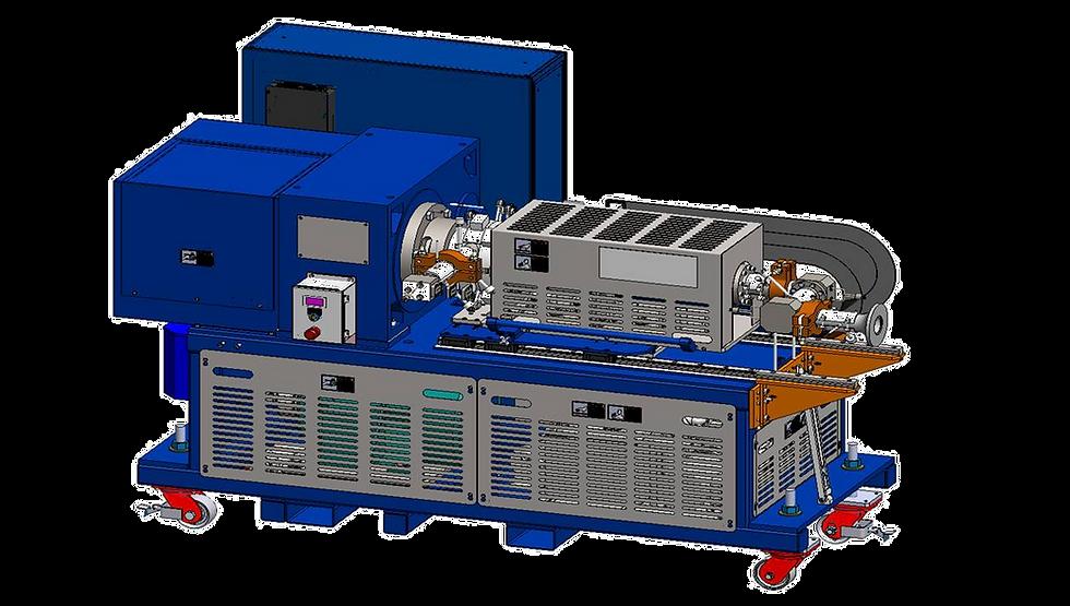 turn-key mechanical custom machinery design